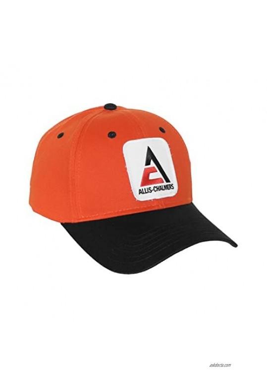 Allis Chalmers Hat New Logo Orange and Black