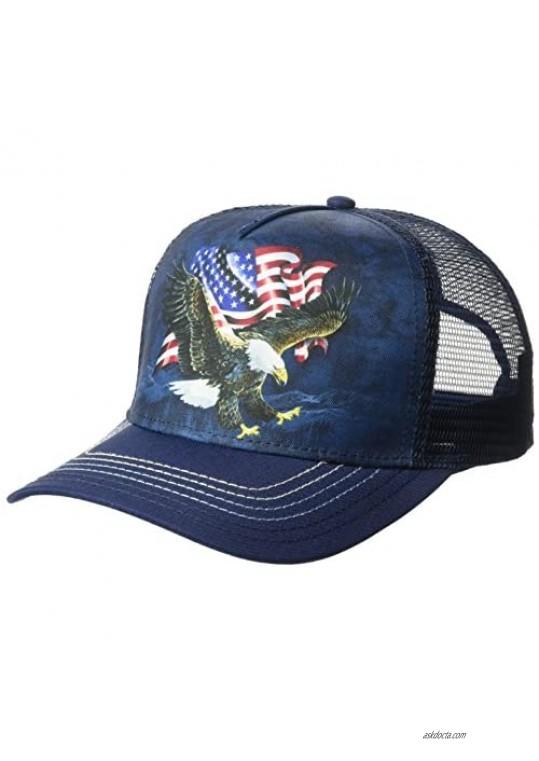 The Mountain Men's Trucker Hat