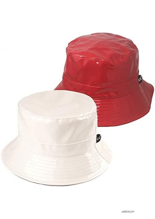 Funky Junque Bucket Hat for Women Adjustable Waterproof Boonie Cap Festival Outdoor Hiking Camping Fisherman Safari Sun Hat