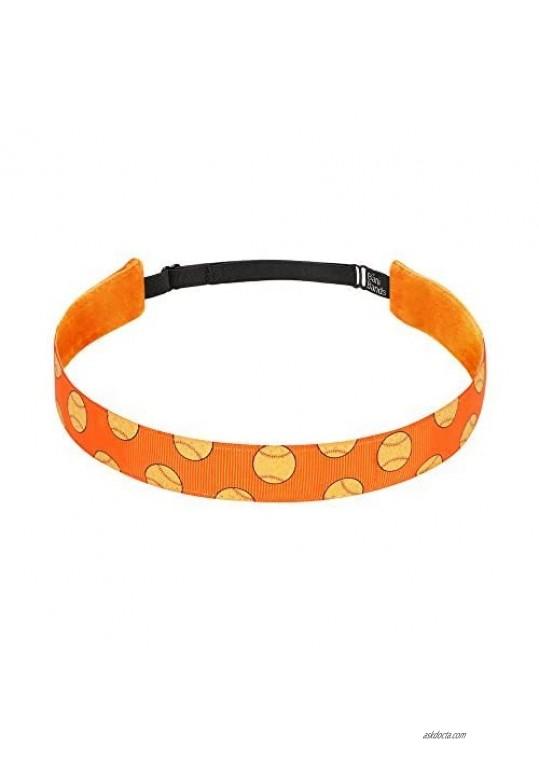 Non Slip Headbands for Girls | BaniBands Sports Headband | No Slip Band Design