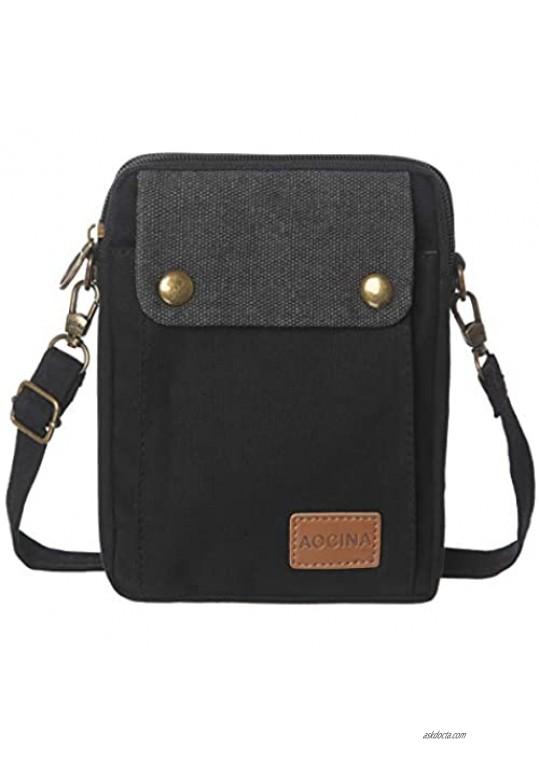 AOCINA Crossbody Bags for Women Small Size Cell Phone Purse Cross Body Bag Purses for Women