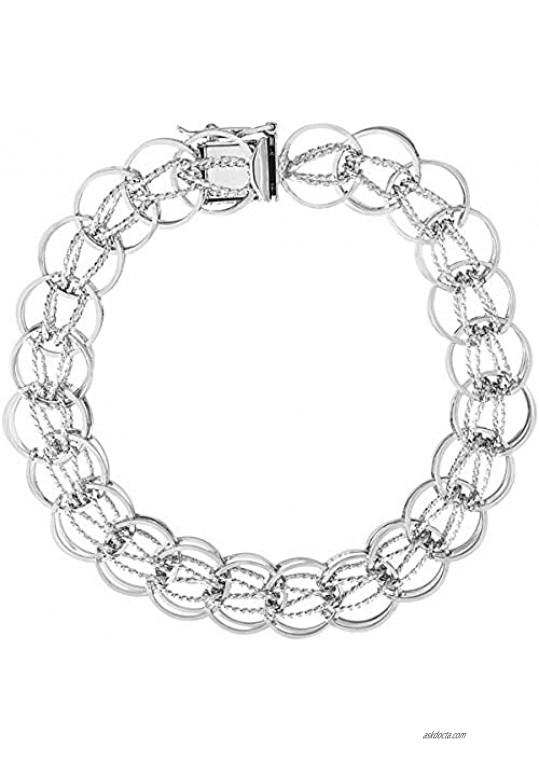 Rembrandt Charms 7-8 Charm Bracelet